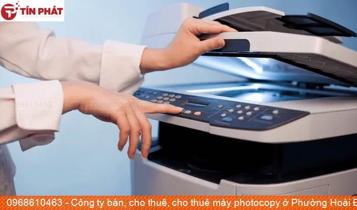 Công ty bán, cho thuê, cho thuê máy photocopy ở Phường Hoài Đức Thị xã Hoài Nhơn uy tín