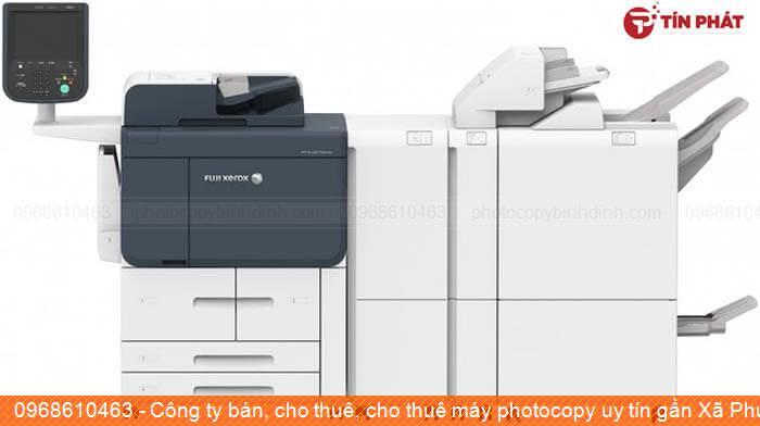 Công ty bán, cho thuê, cho thuê máy photocopy uy tín gần Xã Phước Sơn Huyện  Tuy Phước chất lượng