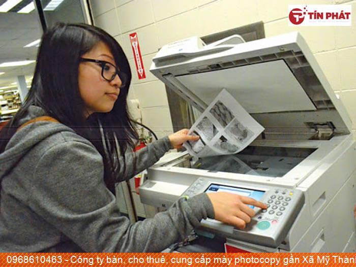 Công ty bán, cho thuê, cung cấp máy photocopy gần Xã Mỹ Thành Huyện Phù Mỹ chất lượng