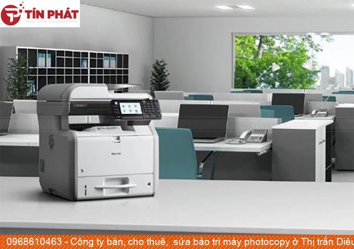 Công ty bán, cho thuê,  sửa bảo trì máy photocopy ở Thị trấn Diêu Trì Huyện  Tuy Phước tốt nhất