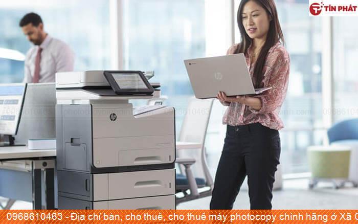 Địa chỉ bán, cho thuê, cho thuê máy photocopy chính hãng ở Xã Cát Chánh Huyện  Phù Cát chất lượng