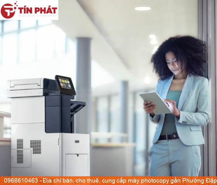 Địa chỉ bán, cho thuê, cung cấp máy photocopy gần Phường Đập Đá Thị xã An Nhơn chất lượng