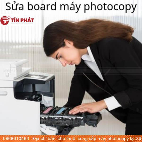 Địa chỉ bán, cho thuê, cung cấp máy photocopy tại Xã Phước Hiệp Huyện  Tuy Phước uy tín