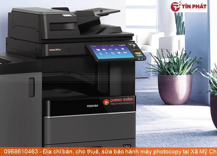 Địa chỉ bán, cho thuê, sửa bảo hành máy photocopy tại Xã Mỹ Chánh Tây Huyện Phù Mỹ giá rẻ