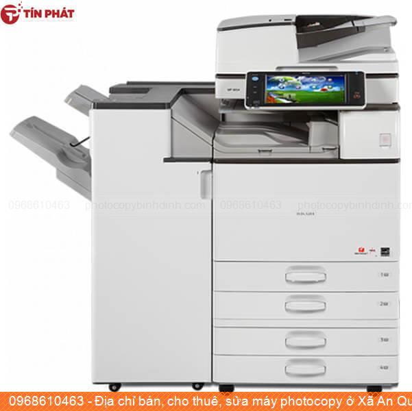 Địa chỉ bán, cho thuê, sửa máy photocopy ở Xã An Quang Huyện An Lão giá rẻ