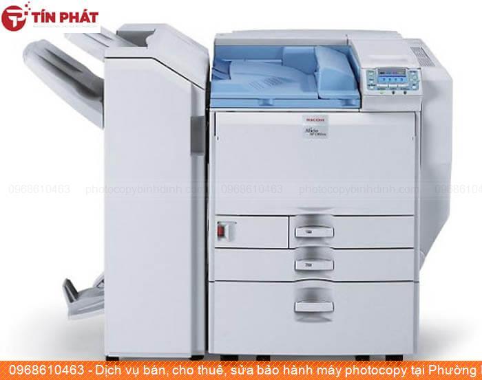 Dịch vụ bán, cho thuê, sửa bảo hành máy photocopy tại Phường Ngô Mây Tp Quy Nhơn uy tín