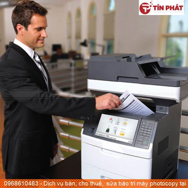 Dịch vụ bán, cho thuê,  sửa bảo trì máy photocopy tại Xã Phước Quang Huyện  Tuy Phước tốt nhất