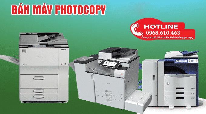 ban may photocopy